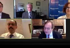 Cumhurbaşkanı Sözcüsü İbrahim Kalın, Jeffrey ve Satterfield ile Suriyeyi konuştu