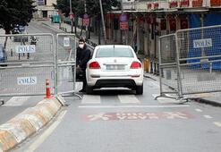 Son dakika haberler: Bu sabah İstanbul Taksimde 1 Mayıs tedbirleri...