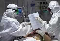 Son dakika | Corona virüs ile savaşan sağlık çalışanları anlattı
