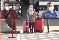 Türkiye'den Viyanaya dönen gurbetçiler DHAya konuştu: Türkiyeden döndüğümüze pişmanız
