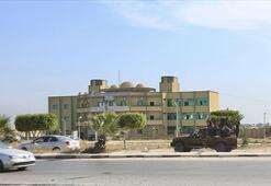 Son dakika | Libyada Hafter milislerine ikmal yapan yakıt tankeri ile iki askeri araç vuruldu