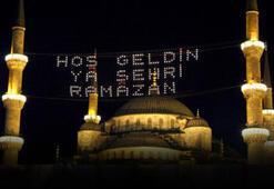 İstanbul iftar vakti 1 Mayısta İstanbulda iftar ve sahur saat kaçta İşte 2020 Ramazan İmsakiyesi...