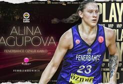 Alina Iagupova yılın en değerli oyuncu seçildi