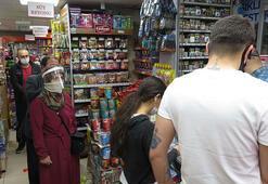 Son dakika Sokağa çıkma yasağında marketler kapatıldı... Denetimler başladı