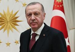 Cumhurbaşkanı Erdoğandan şehit Güneşin ailesine taziye mesajı