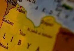 Son dakika   Libyada sıcak saatler Saldırı hazırlığındaki otobüs hedef alındı