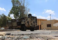 Libyada silahsız gelecek çağrısı