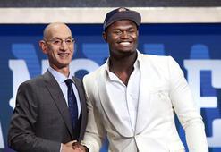 NBAde draft kurası Kovid-19 nedeniyle ertelendi