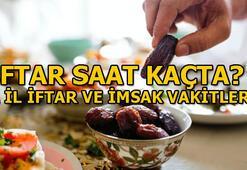 İftar saat kaçta Diyanet 2020 Ramazan İmsakiyesi | İl İl iftar ve İmsak vakitleri