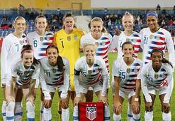 ABD Kadın Milli Futbol Takımı oyuncuları, eşit ücret davasını kaybetti