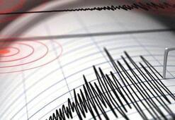 Deprem mi oldu 2 Mayıs son depremler listesi Akdeniz açıklarında korkutan deprem