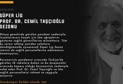 İstanbulspordan Süper Lig için Prof. Dr. Cemil Taşcıoğlu ismi önerisi