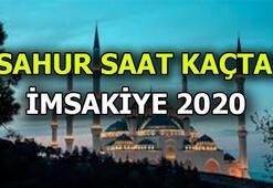 Sahur saat kaçta Ankara - İstanbul - İzmir ve diğer illerin imsakiye 2020