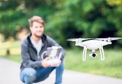 Virüse karşı drone'la mücadele