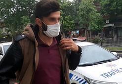 Lahmacun yaptırmak için çıktı 4 bin 93 lira ceza yedi
