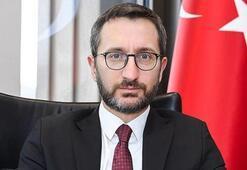 İletişim Başkanı Altundan Türkiyenin yardımlarına ilişkinaçıklama
