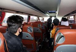 Seyahat yasağı kalktı mı, ne zaman kalkacak Otobüs ve uçak seferleri ne zaman başlayacak