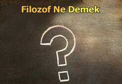 Filozof Ne Demek Tdkda Filozofluk, Filizoflaşma Ve Filozofik Kelimelerinin Anlamı Nedir