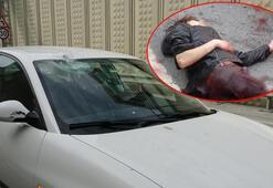 İstanbulda araçlara taş atan genci bıçakladılar