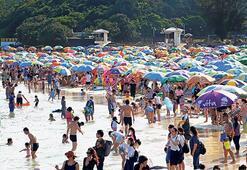 Hong Kong'ta plajlar