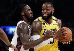 Las Vegas'tan NBA çağrısı