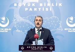 'Milliyetçilik, bu topraklarda yaşayanlar için güvencedir'