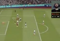 Sergio Aguero konsol oyununda kendinden gol yiyince yıkıldı