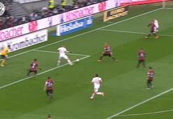 Bastian Schweinsteigerin Eintracht Frankfurta attığı harika gol