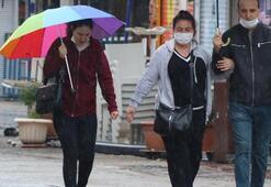Son dakika... Meteorolojiden flaş uyarı Türkiyenin tamamı sağanak yağışlı