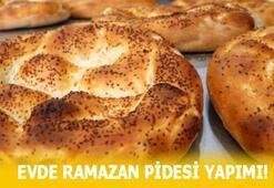 Evde Ramazan pidesi yapımı ve malzemeleri Ramazan pidesi nasıl yapılır, tarifi nedir