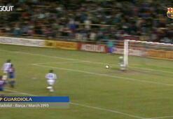 Barcelona efsanelerinin ilk golleri