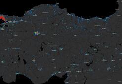 Son dakika haberler: İşte corona virüs vakası görülmeyen iller... İstanbulda son durum