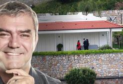 Son dakika Yılmaz Özdilin eşi üzerine kayıtlı villasında kaçak yapı soruşturması tamamlandı
