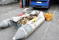 Kaçak avladılar Yakalanınca cezası ağır oldu: 3 kişiye...
