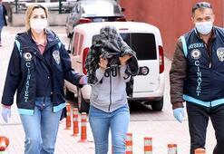 Bağ evinde erkek arkadaşını öldüren kadın yakalandı