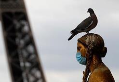 Son dakika haberi... Fransada corona virüsten ölenlerin sayısı 25 bin 201 oldu