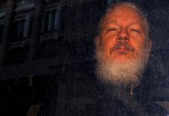 Assangeın ABDye iade davası eylüle ertelendi