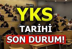YKS ne zaman YKS 2020 tarihi: Üniversite sınavı Haziranda