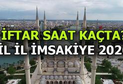 İftar saat kaçta Ankara - İstanbul - İzmir ve diğer iller için imsakiye 2020