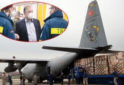 Son dakika...Türkiyeden gelen maske yardımı çıldırttı İptal ettiler