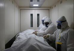 Rusya'da 10 bin 102 yeni corona virüs vakası