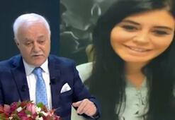 Ebru Polattan Nihat Hatipoğluna videolu soru