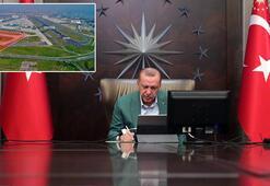 Son dakika Cumhurbaşkanı Erdoğan 45 günde bitecek demişti İşte Atatürk Havalimanındaki hastanenin içinden ilk görüntüler...