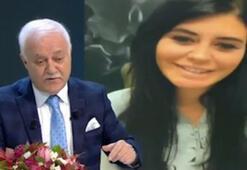 Şarkıcı Ebru Polattan Nihat Hatipoğluna videolu soru