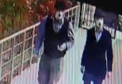 N95 maskeli Gürcü hırsızlar yakalandı