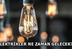 BEDAŞ İstanbulda yapılacak olan elektrik kesintilerini duyurdu 5 Mayıs Elektrikler ne zaman gelecek