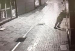 Zonguldakta esnafı bıktıran hırsız, yine ortaya çıktı