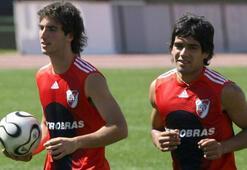 River Plateden Falcao ve Higuain açıklaması