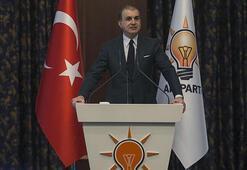 AK Parti Sözcüsü Çelikten MYK sonrası açıklamalarda bulundu