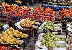Antalyada yaş sebze meyve ihracatı yüzde 27 arttı